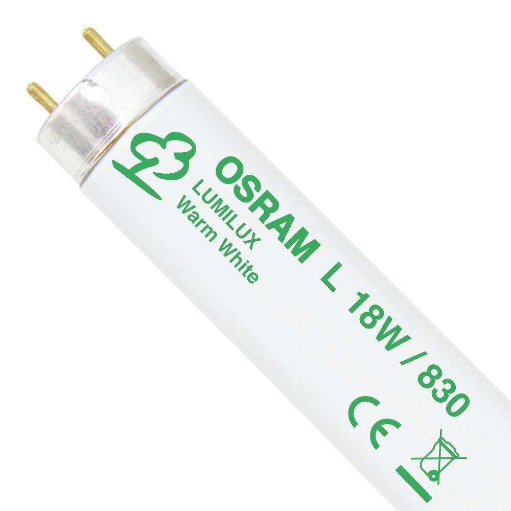 Osram L 18W 830 Lumilux | 59cm - Warmweiß