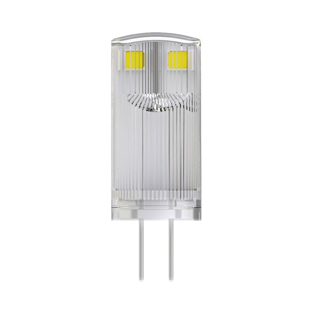 Noxion LED Bolt G4 0.9W 830 12V | Warmweiß - Ersatz für 10W