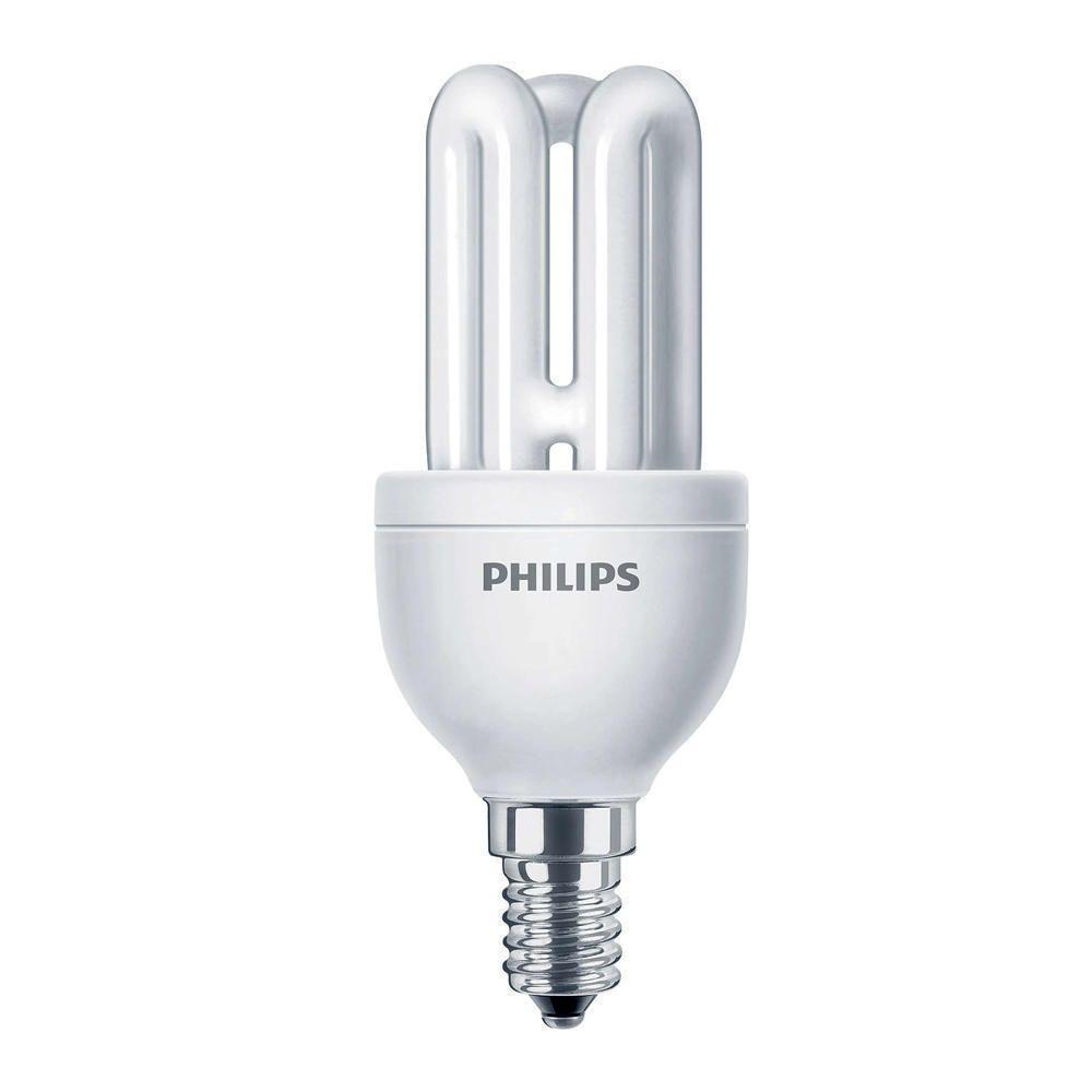 Philips Genie ESaver 8W 865 E14   Tageslichtweiß
