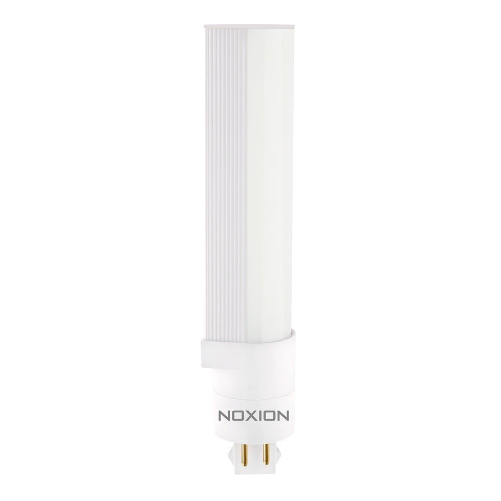 Noxion Lucent LED PL-C HF 9W 830 | Warmweiß - 4-Stift - Ersetzt 26W