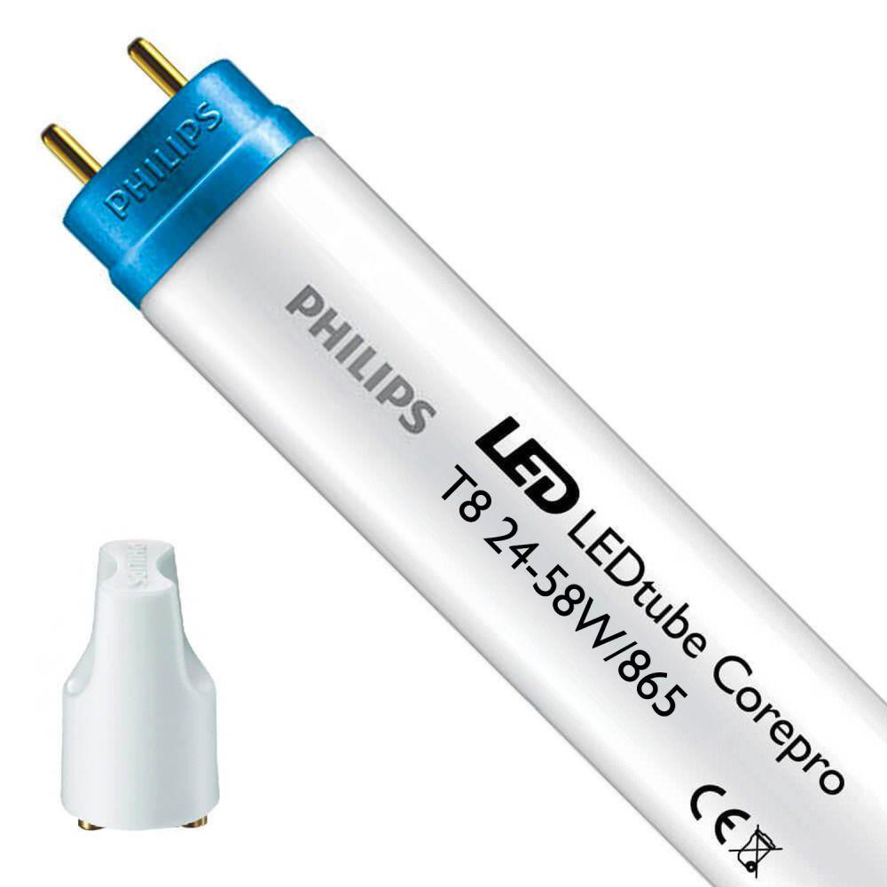 Philips CorePro LEDtube EM/MAINS HO 24W 865 150cm   Tageslichtweiß - inkl. LED Starter - Ersetzt 58W