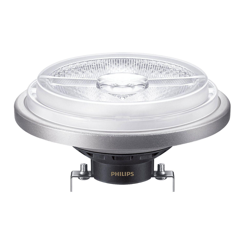 Philips LEDspotLV G53 AR111 (MASTER) 20W 927 24D | Dimmbar - Höchste Farbwiedergabe - Ersatz für 100W