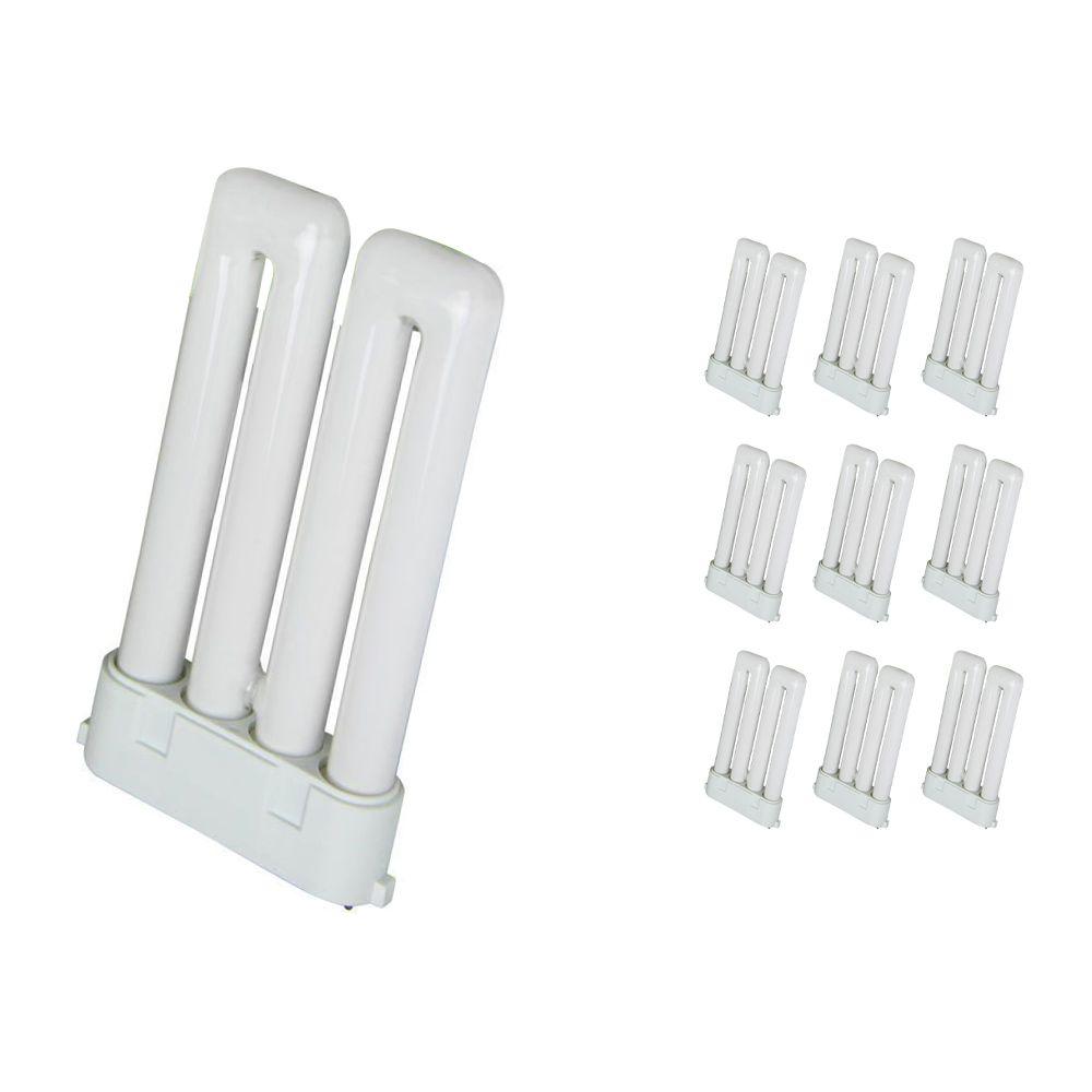 Mehrfachpackung 10x Osram Dulux F 24W 840 | Kaltweiß - 4-Pins