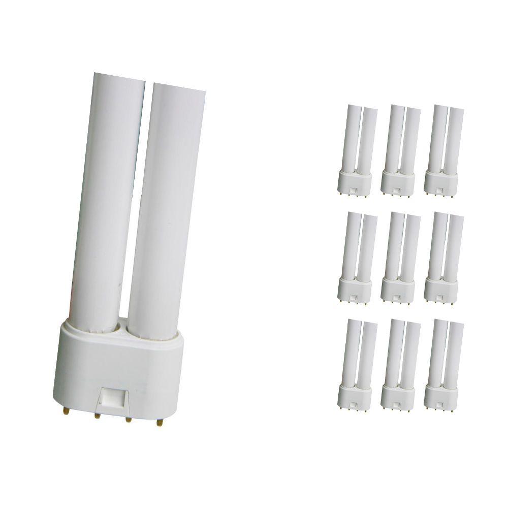 Mehrfachpackung 10x Osram Dulux L 36W 865 | Tageslichtweiß - 4-Pins