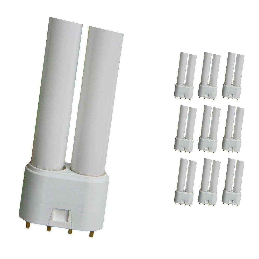 Mehrfachpackung 10x Osram Dulux L 55W 865   Tageslichtweiß - 4-Pins