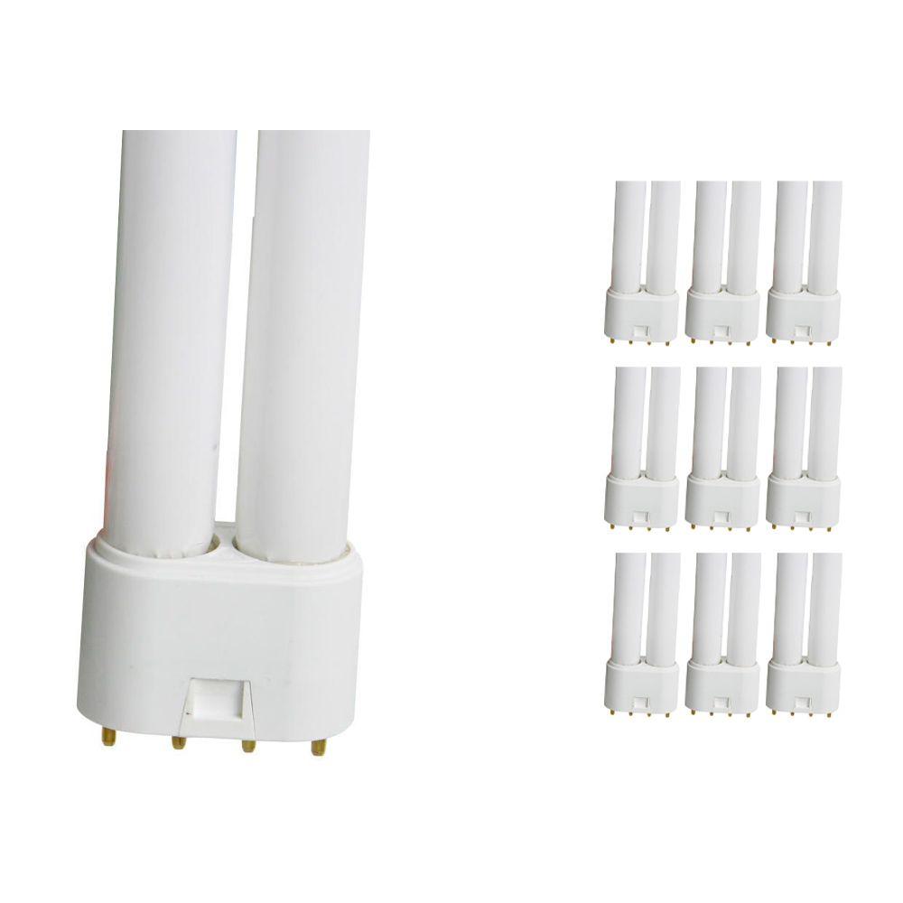 Mehrfachpackung 10x Osram Dulux L 36W 830   Warmweiß - 4-Pins