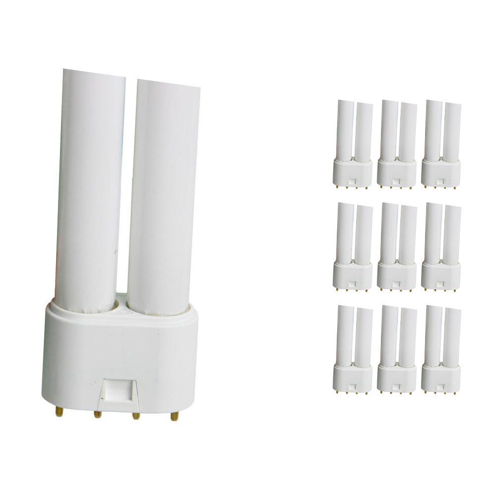 Mehrfachpackung 10x Osram Dulux L 18W 840 | Kaltweiß - 4-Pins