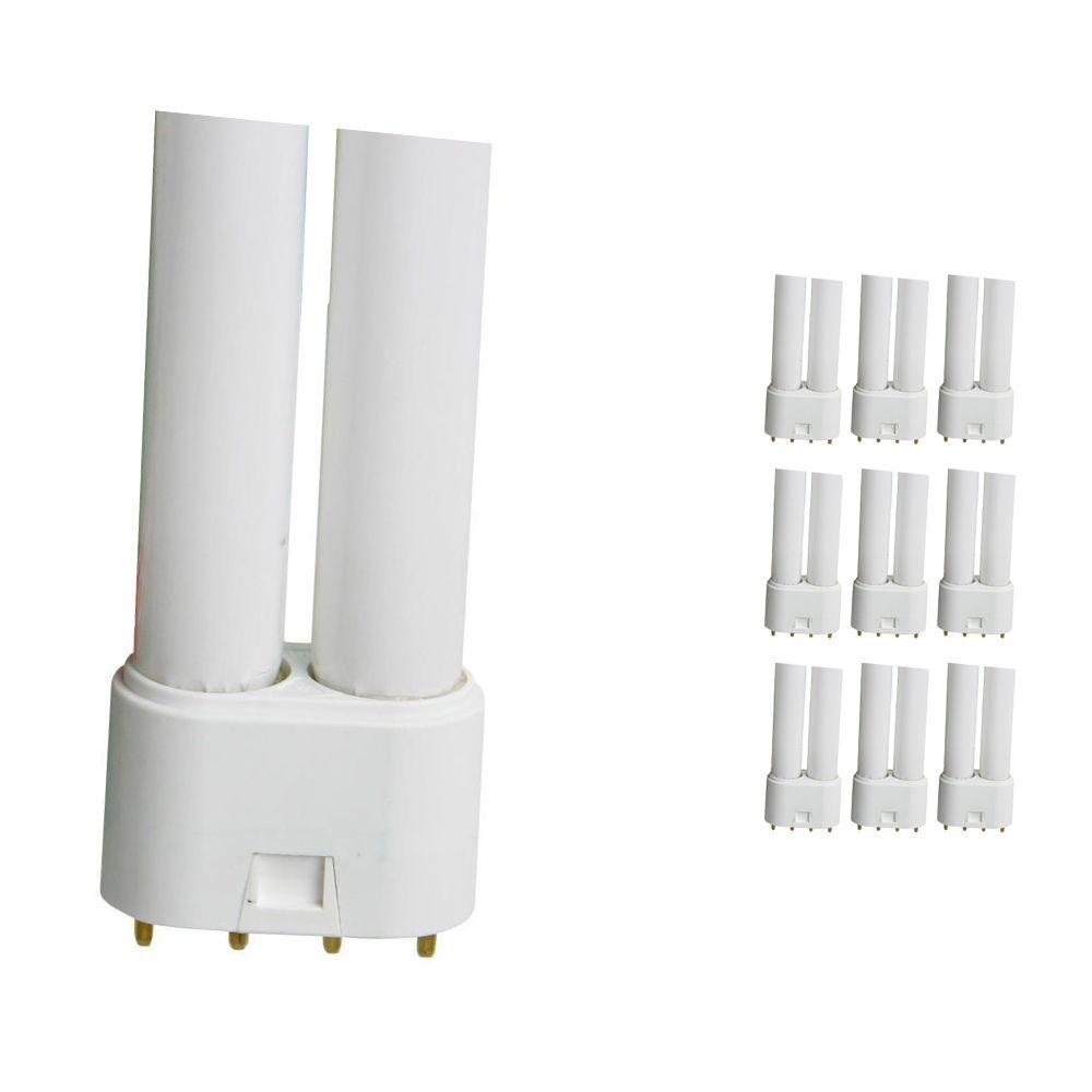 Mehrfachpackung 10x Osram Dulux L 24W 830 | Warmweiß - 4-Pins