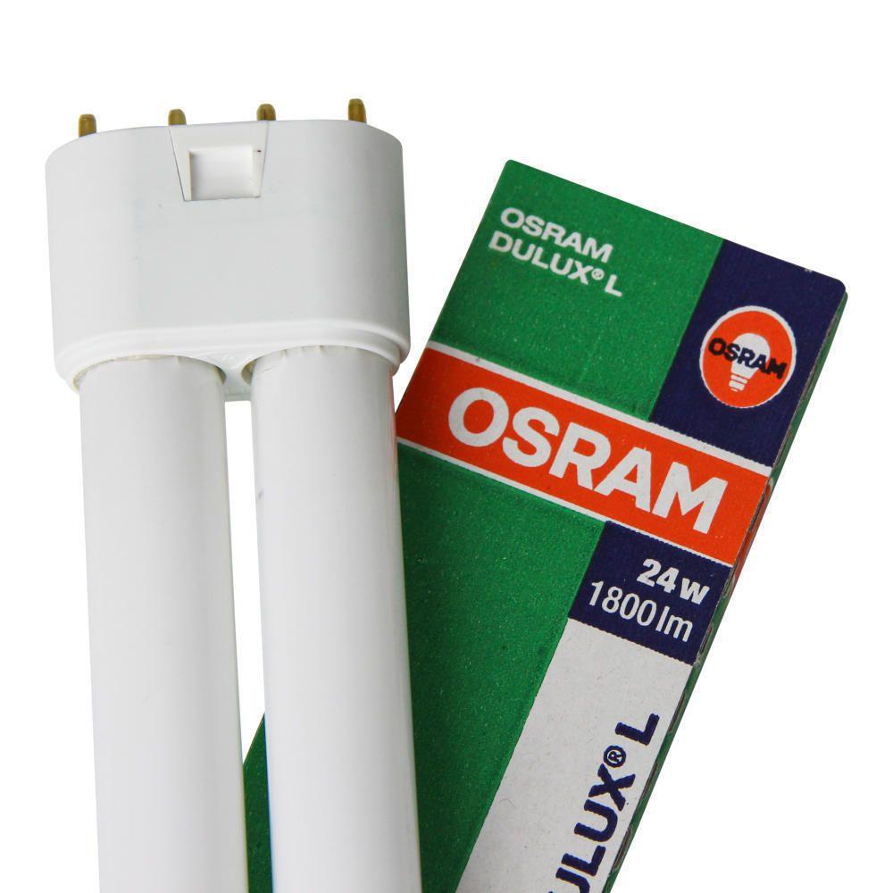 Osram Dulux L 24W 830 | Warmweiß - 4-Stift