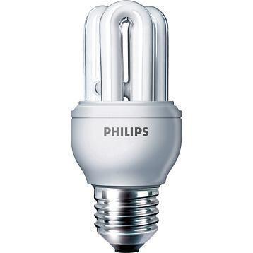 Philips Genie ESaver 8W 865 E27 | Tageslichtweiß