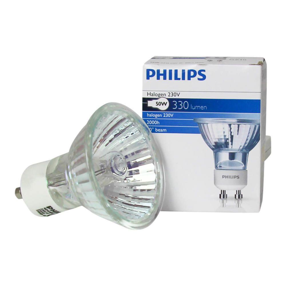 Philips Twistline Alu 2000h 50W GZ10 230V 40D