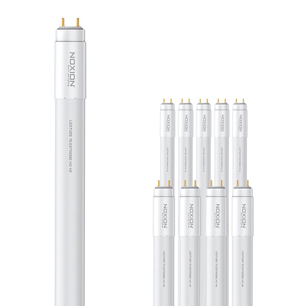 Mehrfachpackung 10x Noxion Avant LEDtube T8 Extreme HO HF 120cm 14W 840   Kaltweiß - Ersatz für 36W