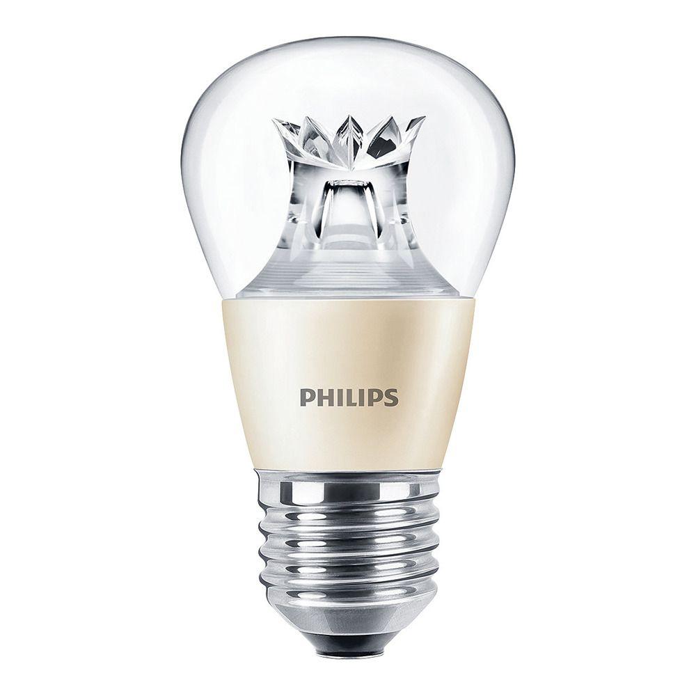 Philips LEDluster E27 P48 6W 827 Klar (MASTER) | DimTone Dimmbar - Ersetzt 40W