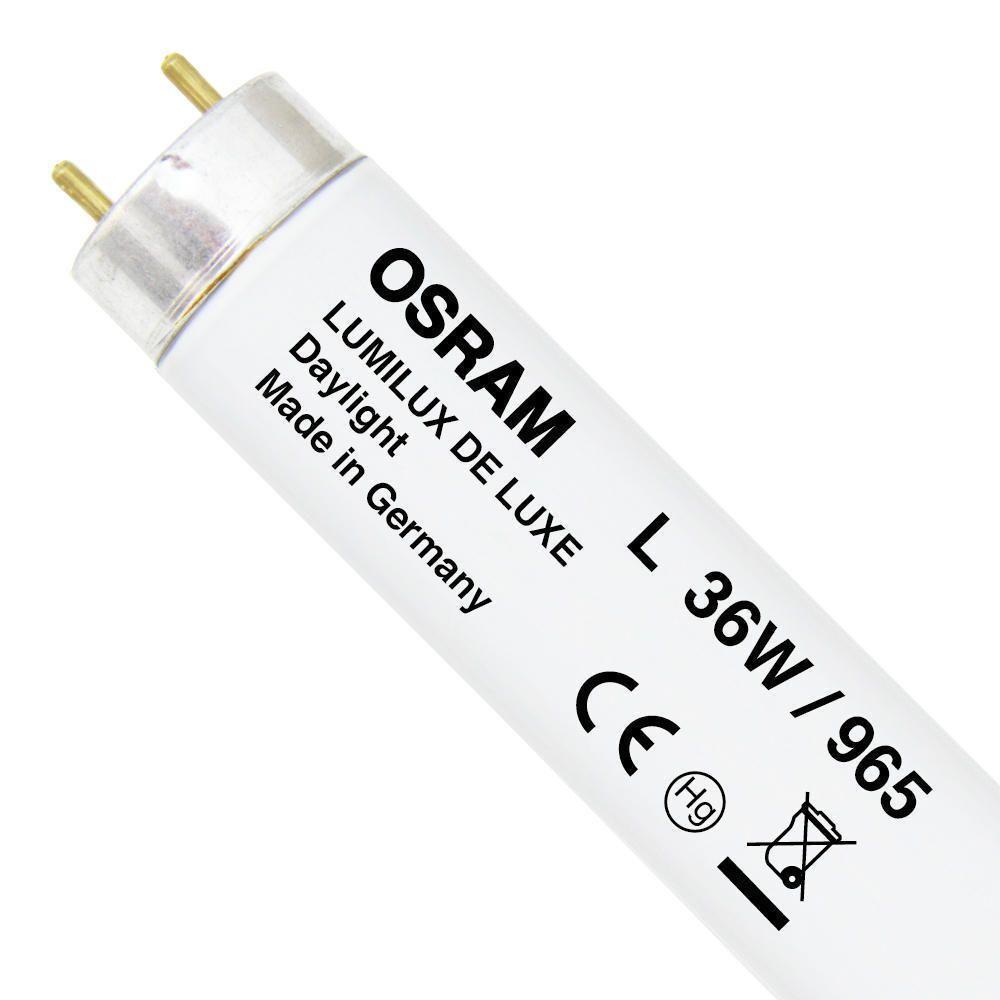 Osram L 36W 965 Lumilux De Luxe | 120cm - Tageslichtweiß