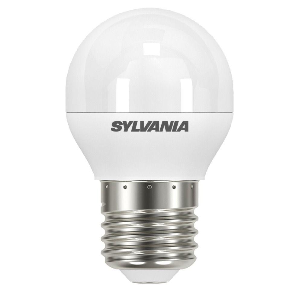 Sylvania ToLEDo Ball E27 P45 Matt 5.5W | Ersetzt 40W