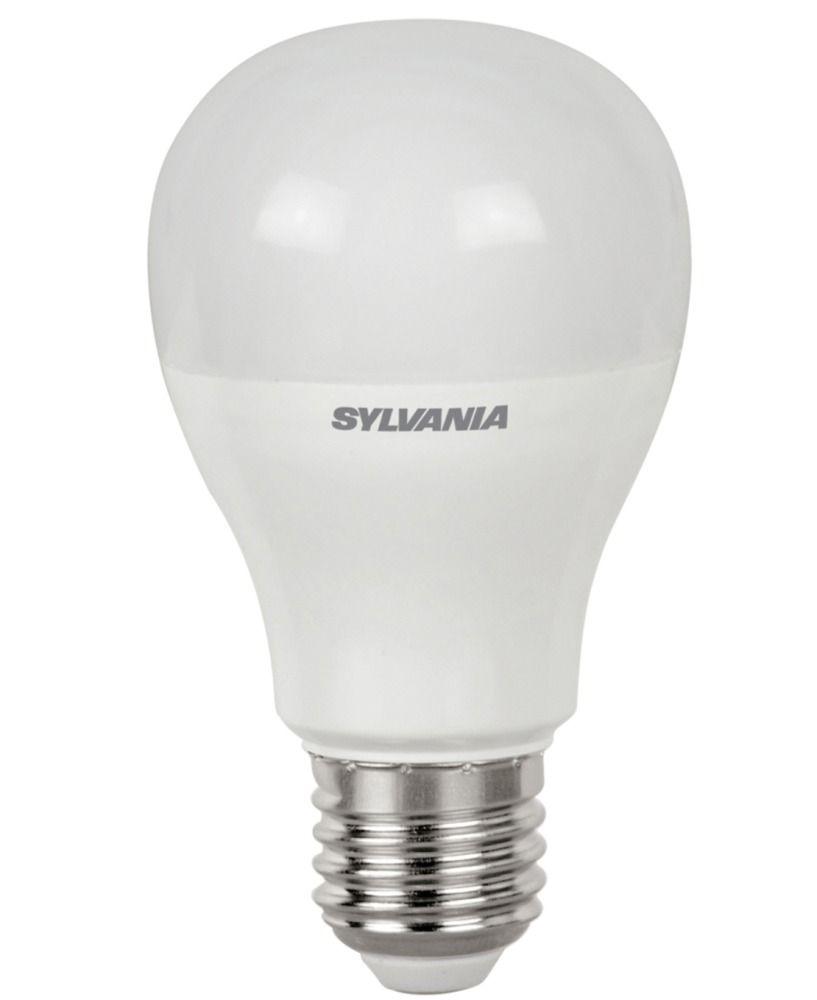 Sylvania ToLEDo GLS E27 9W 865 Matt | Ersetzt 60W