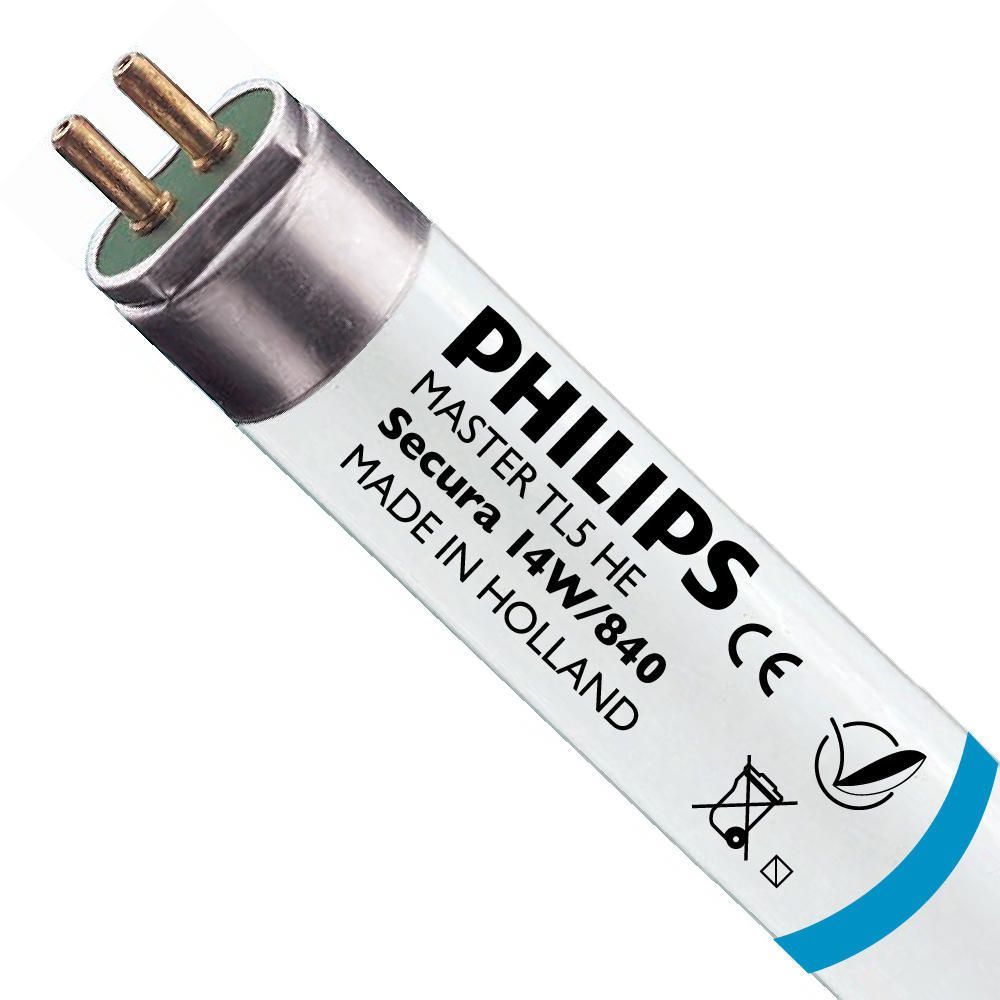 Philips TL5 HE Secura 14W 840 (MASTER)   55cm - Kaltweiß