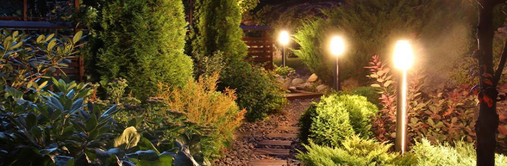 Was ist die beste Gartenbeleuchtung?