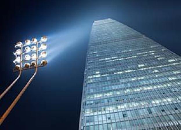 Noxion LED-Flutlichter