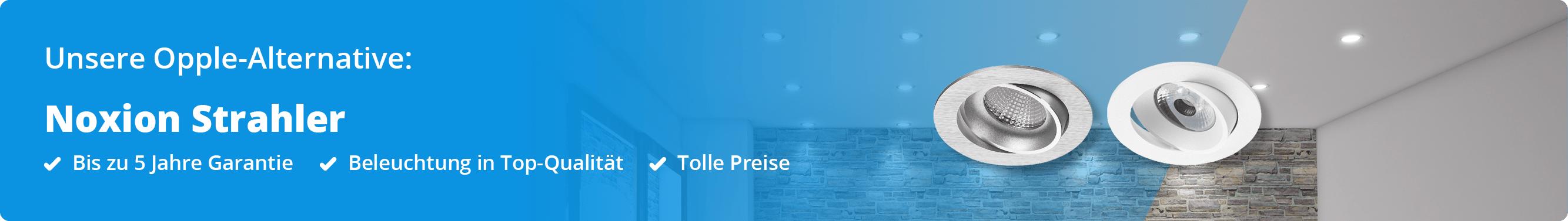OPPLE Banner Einbaustrahler