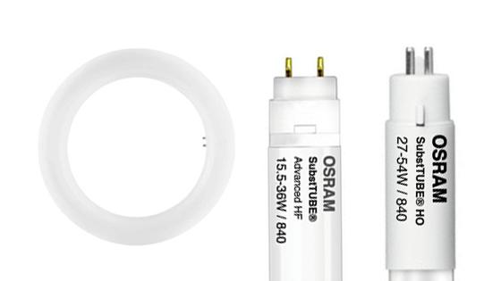 LED-Röhren von Osram