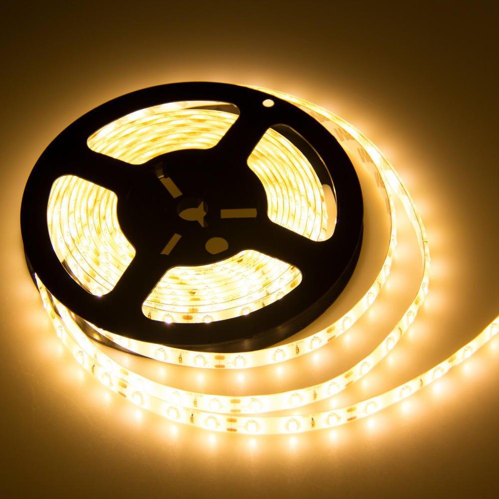 LED-Streifen warmweiß
