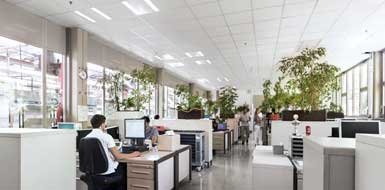 Office lighting philips