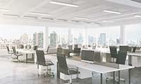 Beleuchtung für Büro
