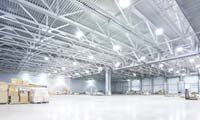 Beleuchtung für Lager & Logistik